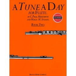 A TUNE A DAY BOOK TWO FLUTE