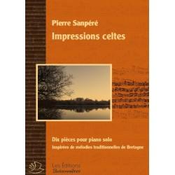 SANPERE PIERRE IMPRESSIONS CELTES
