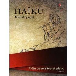 LYSIGHT HAIKU FLUTE TRAVERSIERE