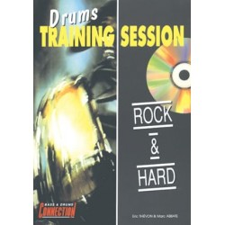 TRAINING SESSION DRUMS ROCK & HARD