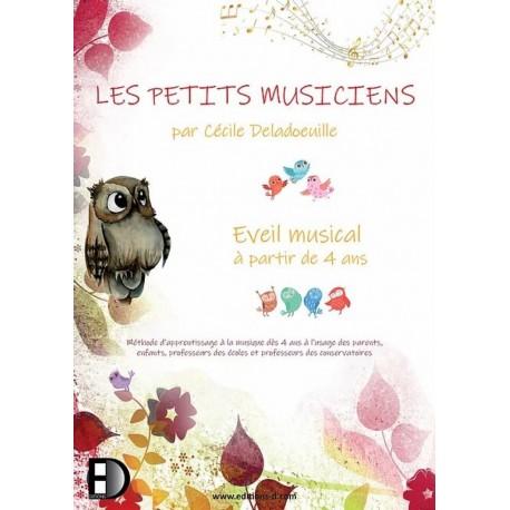 Les Petits Musiciens Cécile Deladoeuille EVEIL MUSICAL