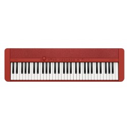 CASIO CLAVIER CT-S1 ROUGE