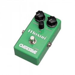 PEDALE EFFET MAXON OD 808 Overdrive