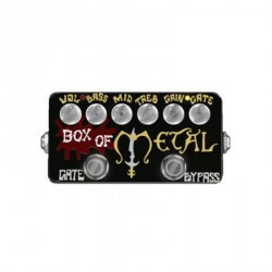 PEDALE EFFET ZVEX BOX OF METAL DISTORTION