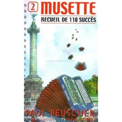 MUSETTE 110 SUCCES VOL.2