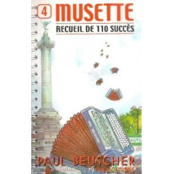 MUSETTE 110 SUCCES VOL.4