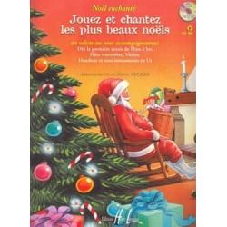 CHANSON DE Noël enchanté Vol.2
