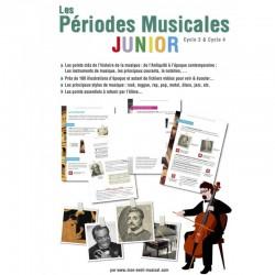 LES PÉRIODES MUSICALES JUNIOR
