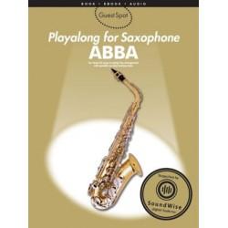Guest Spot Abba: Playalong For Alto Saxophone