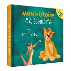 LE ROI LION - MON HISTOIRE A ECOUTER