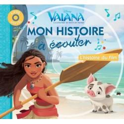 VAIANA - MON HISTOIRE A ECOUTER