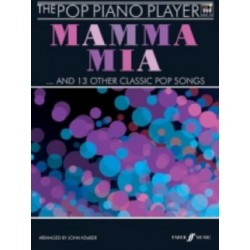 MAMMA MIA & 13 OTHER CLASSIC POP SONGS CD