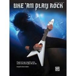 UKE 'AN PLAY ROCK UKULELE TAB