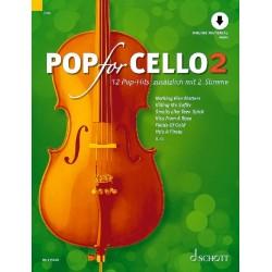 Pop For Cello - Volume 2