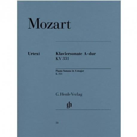 Mozart : Sonate pour piano en la majeur KV 331 (300i) avec Marche turque (Alla Turca)