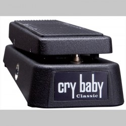 PEDALE WAH WAH DUNLOP CRY BABY CLASSIC FASEL GCB95F