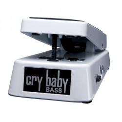PEDALE WAH WAH BASSE DUNLOP CRYBABY BASSE 105Q