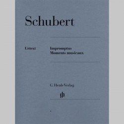 Schubert: Impromptus et Moments musicaux