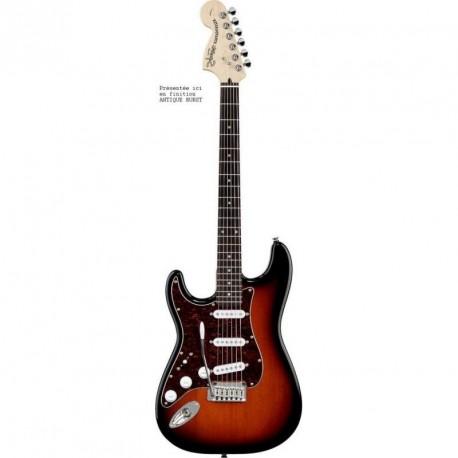 GUITARE ELECTRIQUE SQUIER Standard Stratocaster® ANTIQUE BURST RW Left Hand 0321620537