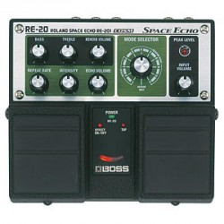 PEDALE EFFET BOSS RE20 SPACE ECHO
