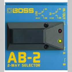 SELECTEUR 2 CANAUX BOSS AB2