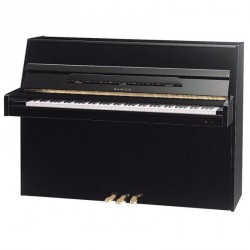 PIANO DROIT SAMICK JS042 NOIR BRILLANT version silencieuse ''DREAM''