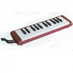 Melodica HOHNER STUDENT Piano ROUGE 26 TOUCHES