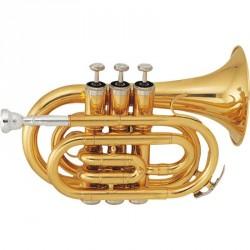 SML PARIS Trompettes TROMPETTE DE POCHE SIB VERNIE TP 50