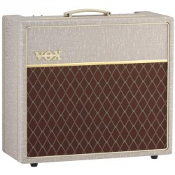 AMPLI A LAMPES GUITARE ELECTRQIUE VOX COMBO HANDWIRED 15 WATTS AC15HW1