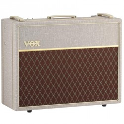 AMPLI A LAMPES GUITARE ELECTRIQUE VOX COMBO HANDWIRED 30W AC30HW2