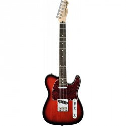 GUITARE ELECTRIQUE SQUIER Standard Telecaster® ANTIQUE BURST RW 0321200537