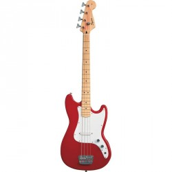 GUITARE BASSE SQUIER AFFINITY BRONCO BASS TORINO RED MAPLE 0310902558