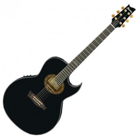 Guitares électro-acoustiques -- Série Signature Steve Vai EP5-BP - perle noire