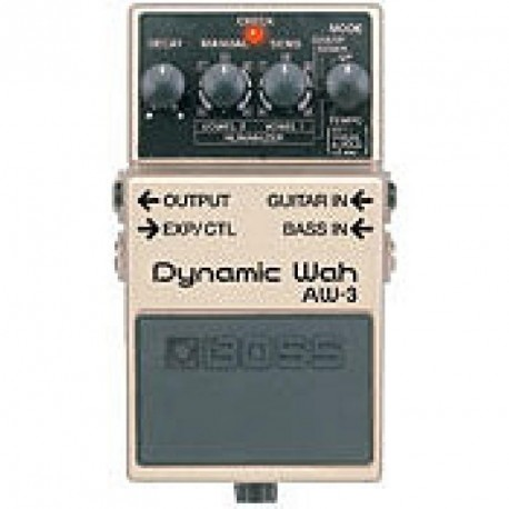 PEDALE EFFET BOSS AW3 DYNAMIC WAH