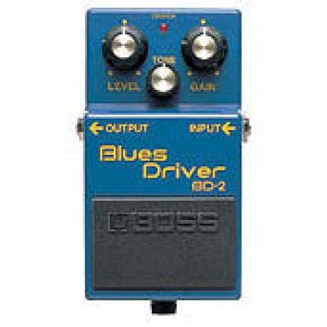 PEDALE EFFET BOSS BD2 BLUES DRIVER