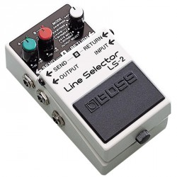 PEDALE EFFET BOSS LS2 LINE SELECTOR
