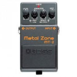 PEDALE EFFET BOSS MT2 METAL ZONE