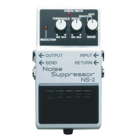 PEDALE EFFET BOSS NS2 NOISE SUPRESSOR