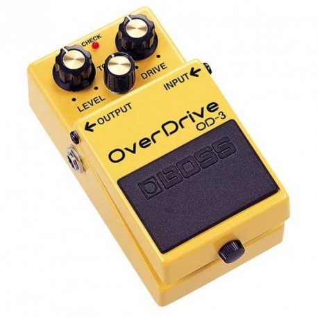 PEDALE EFFET BOSS OD3 OVERDRIVE