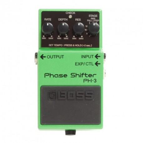 PEDALE EFFET BOSS PH3 PHASE SHIFTER