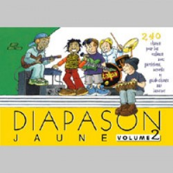 DIAPASON JAUNE VOL 2