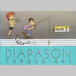 DIAPASON TURQUOISE VOL.1