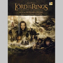 The Lord Of The Rings Trilogy: Easy Piano - Partitions