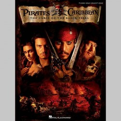 Pirates Of The Caribbean: Easy Piano Solo ~ Album Instrumental (Piano Solo)
