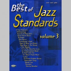 The Best Of Jazz Standards: Volume 3