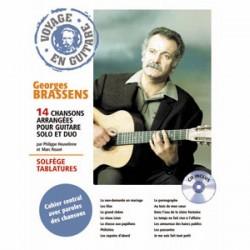 Voyage en guitare Georges Brassens