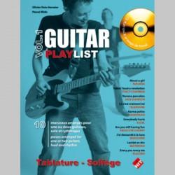 Guitar playlist volume 1