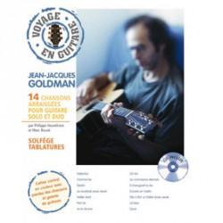 Voyage en guitare J-J Goldman
