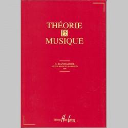 Danhauser: Théorie de la Musique - Edition revue et augmentée 1996
