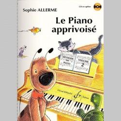 Sophie Allerme: Le Piano Apprivoise Volume 2 - Partitions